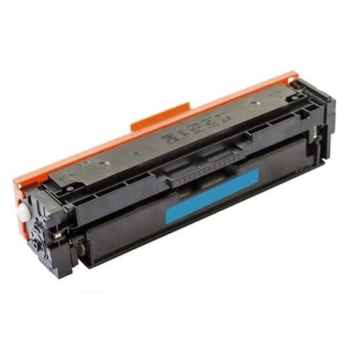 Iberjet HCF401X Cartucho de tóner cian, reemplaza a HP CF401X nº 201X C