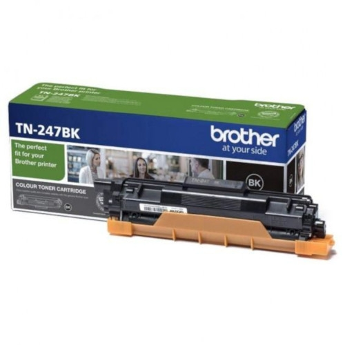 BROTHER TN247BK Cartucho de tóner original negro - TN-247BK
