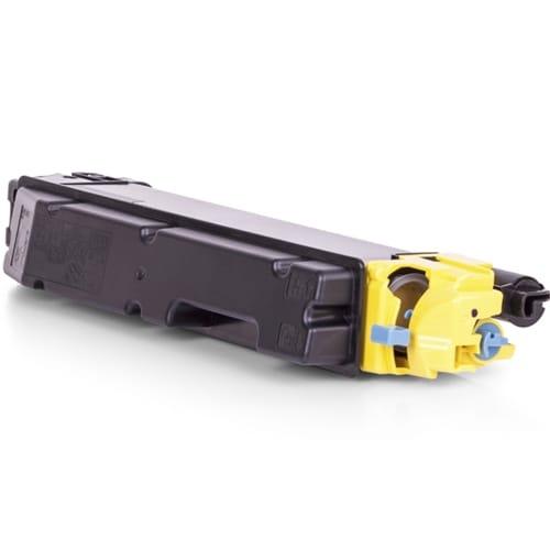 Iberjet TK5270YC Cartucho de tóner amarillo, reemplaza a Kyocera 1T02TVANL0 - TK5270Y