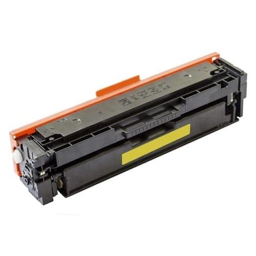 Iberjet HCF402X Cartucho de tóner amarillo, reemplaza a HP CF402X nº 201X Y