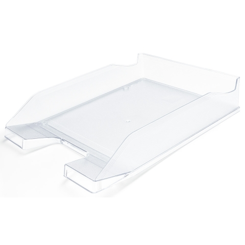 Q-Connect KF04195. Bandeja sobremesa plástico transparente