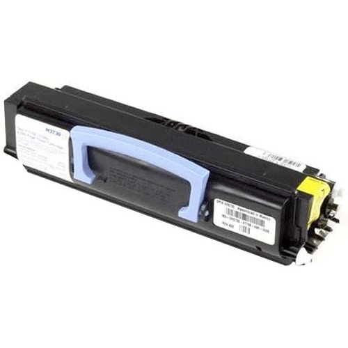 Iberjet D1700C Cartucho de tóner negro, reemplaza a Dell 59310038 - 59310102