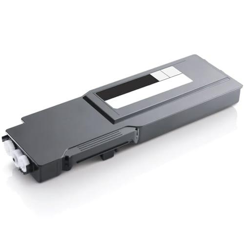 Iberjet D3760BKC Cartucho de tóner negro, reemplaza a Dell 59311119