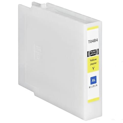 Iberjet T04A4 Y Cartucho de tinta amarillo, reemplaza a Epson C13T04A440