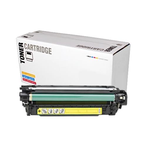 Iberjet HCF452A Cartucho de tóner amarillo, reemplaza a HP CF452A nº 655A A / CF462X nº 656X A / CF472X nº 657X A