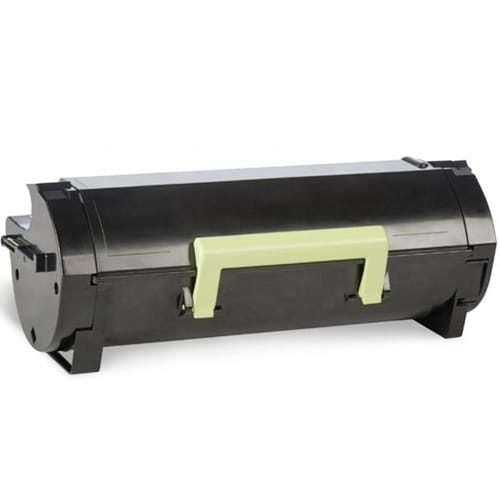 Iberjet L502C Cartucho de tóner negro, reemplaza a Lexmark 50F2X00