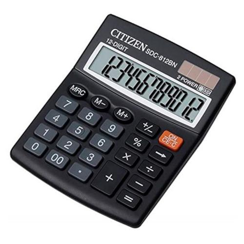 CITIZEN SDC-812BN Calculadora de sobremesa 12 dígitos
