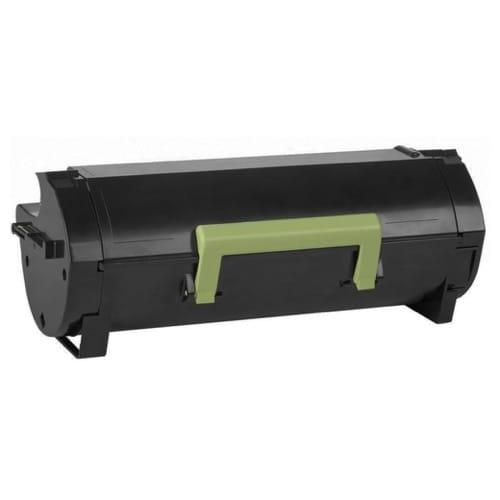 Iberjet L602HC Cartucho de tóner negro, reemplaza a Lexmark 60F2H00