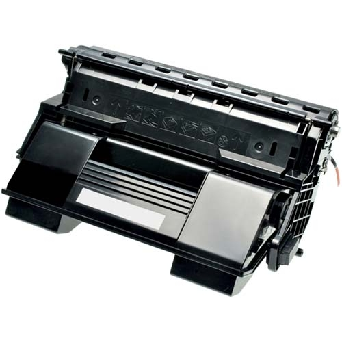 Iberjet O710C Cartucho de tóner negro, reemplaza a OKI 1279001