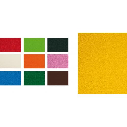 GRAFOPLAS 00036699. Pack 10 láminas de Goma Eva toalla de 40 x 60 cm. Colores surtidos