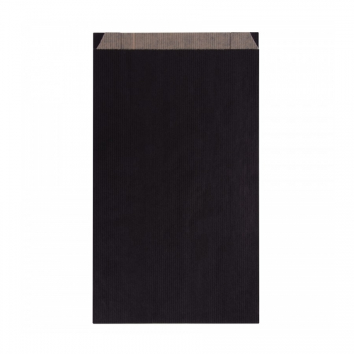 APLI 102565. Pack 250 sobres kraft color negro de (24 x 43 x 7 cm.)