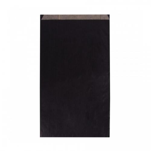 APLI 102566. Pack 250 sobres kraft color negro de (18 x 32 x 6 cm.)