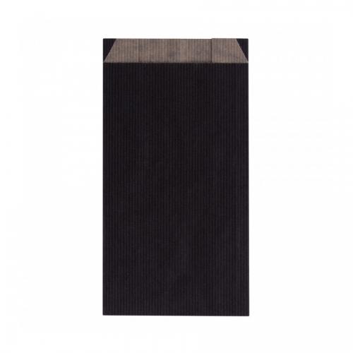 APLI 102567. Pack 250 sobres kraft color negro de (11 x 21 x 5 cm.)