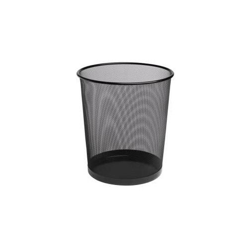BISMARK 324518 Papelera metálica de rejilla 12 litros