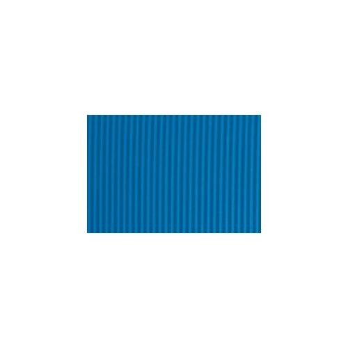 GRAFOPLAS 00036730. Pack 5 láminas de Goma Eva corrugada de 40 x 60 cm. Color azul