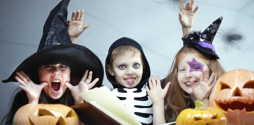 Especial pinturas y maquillajes para Halloween