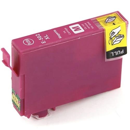 Iberjet E-502XL-M Cartucho de tinta magenta, reemplaza a Epson C13T02W34010