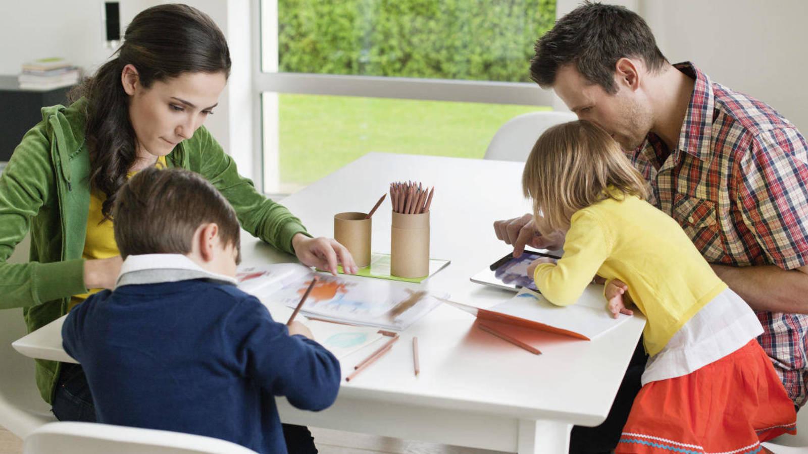 5 consejos y pautas para ayudar a realizar un trabajo escolar