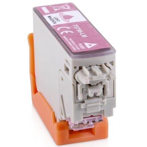 Iberjet T3796-LM Cartucho de tinta magenta foto, reemplaza a Epson C13T37964010