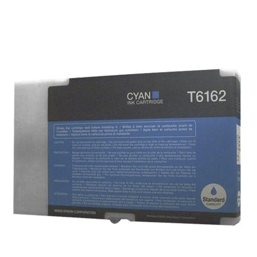 Iberjet T6162-C Cartucho de tinta cian, reemplaza a Epson C13T616200