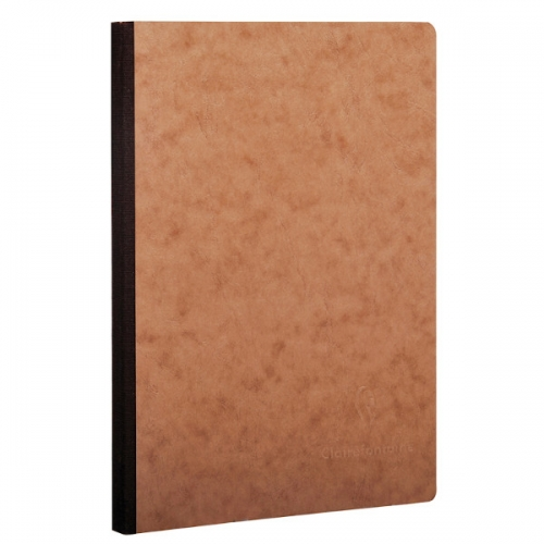 Clairefontaine Cuaderno age-bag tapa cartulina lomo cosido cuadro 5 mm 96 hojas