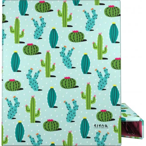 GRAFOPLAS 88141969. Pack 2 carpetas de anillas 25 mm. A4 Elena Corredoira Mint