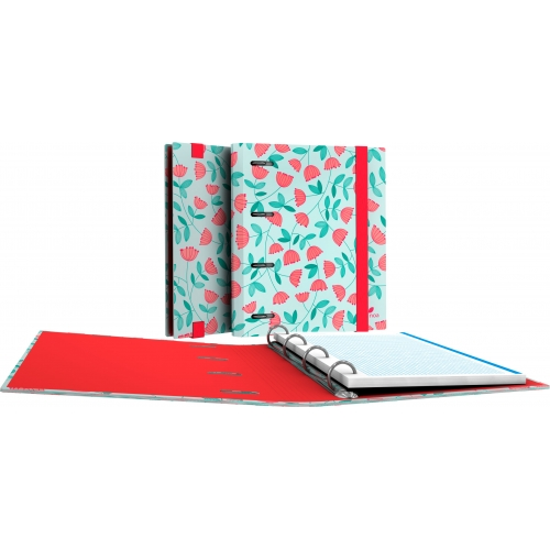 GRAFOPLAS 88111960. Pack 2 CarpeBook A5 Noa Bloom