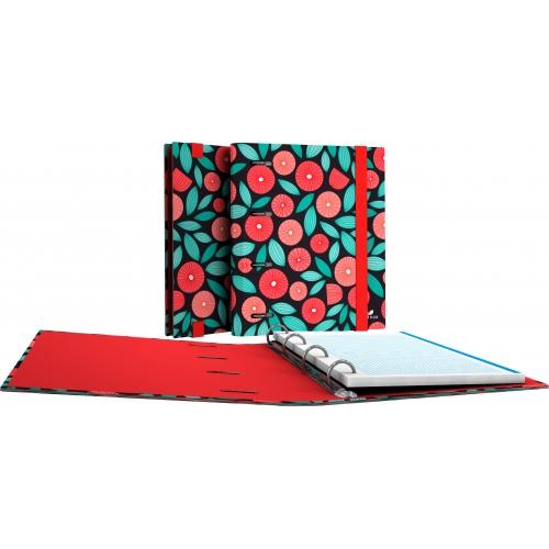 GRAFOPLAS 88111961. Pack 2 CarpeBook A5 Noa Globe
