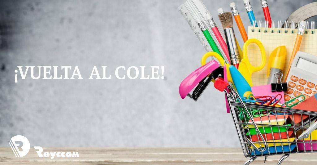 Material escolar imprescindible para la Vuelta al Cole