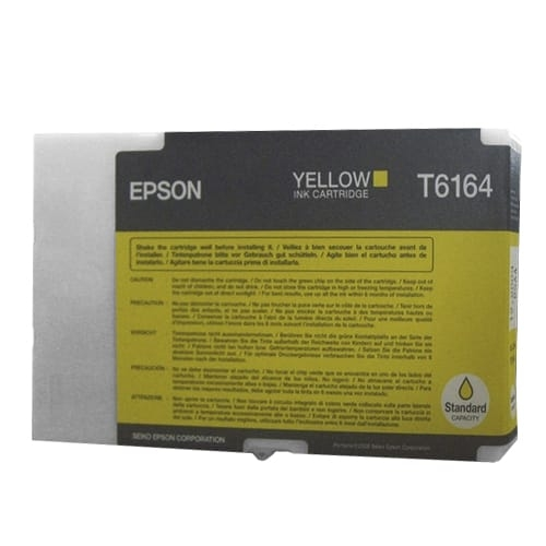 Iberjet T6164-Y Cartucho de tinta amarillo, reemplaza a Epson C13T616400