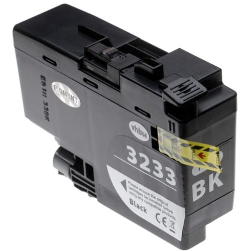 Iberjet BLC3233BK Cartucho de tinta negro, reemplaza a Brother LC3233BK