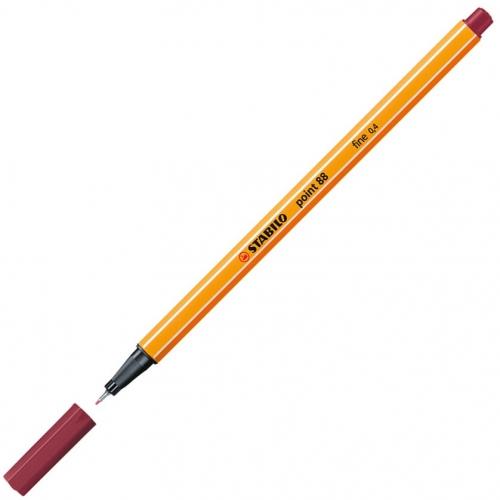 STABILO 88-19. Rotulador Point 88 Trazo 0.4 mm. Púrpura