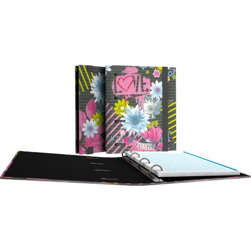 GRAFOPLAS 88111963. Pack 2 CarpeBook A5 Diverse Flow
