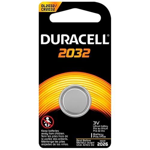 DURACELL 940282. Pila alcalina CR2032 - 3 V. Blister 1