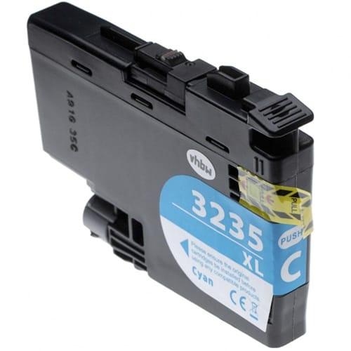 Iberjet BLC3235XLC Cartucho de tinta cian, reemplaza a Brother LC3235XLC