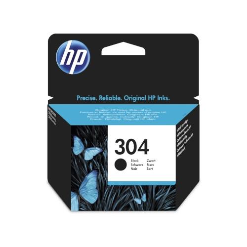 HP 304 Cartucho de tinta original negro - N9K06AE