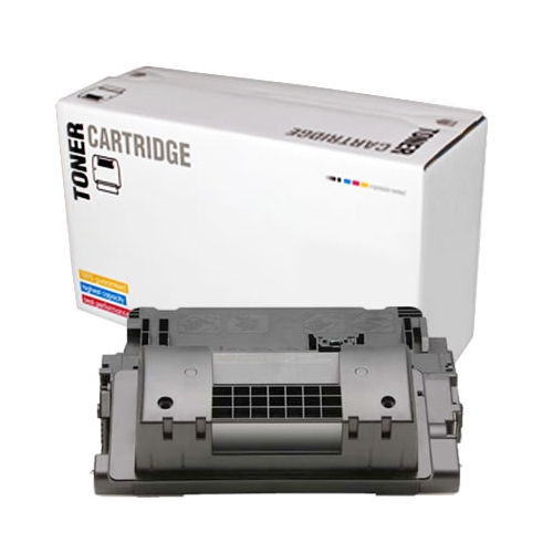 Iberjet HCE390A Cartucho de tóner negro, reemplaza a HP CE390A