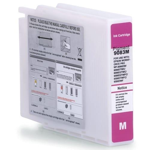 Iberjet ET9083-M Cartucho de tinta magenta, reemplaza a Epson C13T908340