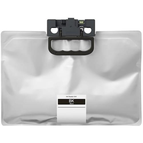 Iberjet ET01D1XXLBK Cartucho de tinta negro, reemplaza a Epson C13T01D100