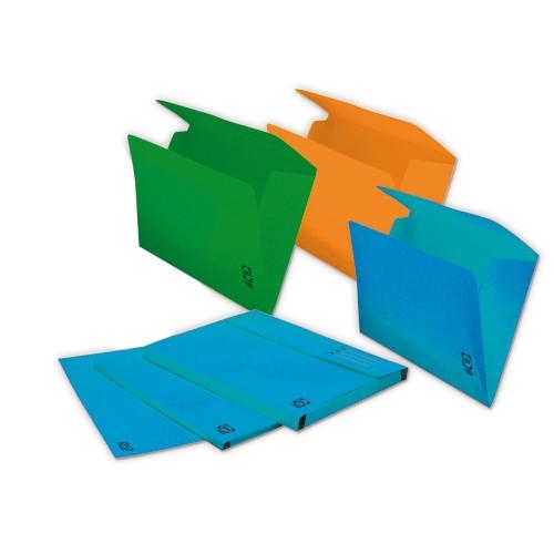 GIO Subcarpeta 3 solapas formato A4 - 320 g. Colores