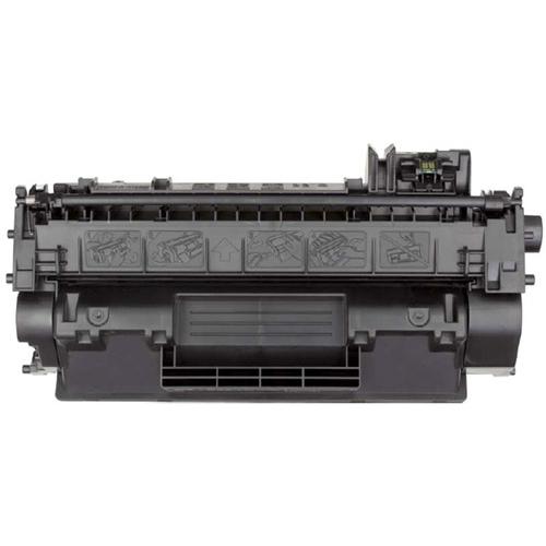 Iberjet HCE505 Cartucho de tóner negro, reemplaza a HP CE505