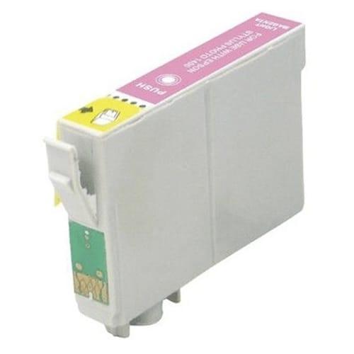 Iberjet ET0966 Cartucho de tinta magenta foto, reemplaza a Epson C13T09664010