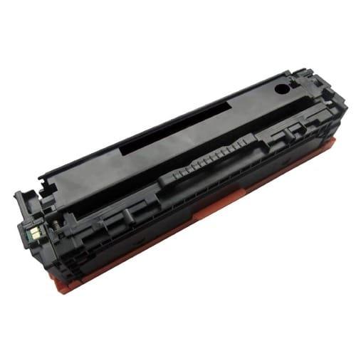 Iberjet HCF210A Cartucho de tóner negro, reemplaza a HP CF210A nº 131A BK
