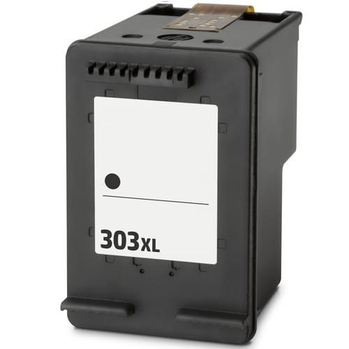 Iberjet H303XL-BK Cartucho de tinta negro, reemplaza a HP T6N04AE nº 303XL / T6N02AE nº 303