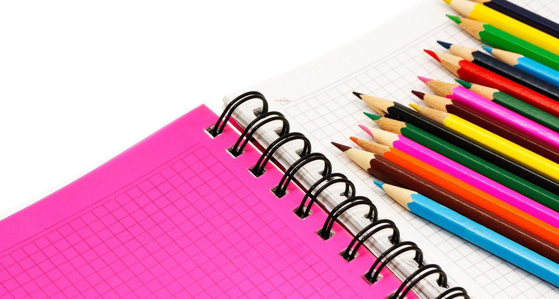 Material escolar: Descubre los distintos tipos de impresión de los cuadernos