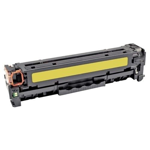 Iberjet HCF212A Cartucho de tóner amarillo, reemplaza a HP CF212A nº 131A Y