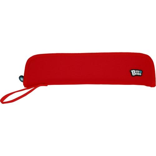 GRAFOPLAS 37545651. Portaflautas Bits&Bobs color rojo
