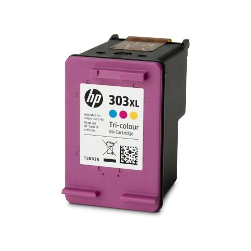 HP 303XL Cartucho de tinta original tricolor - T6N03AE