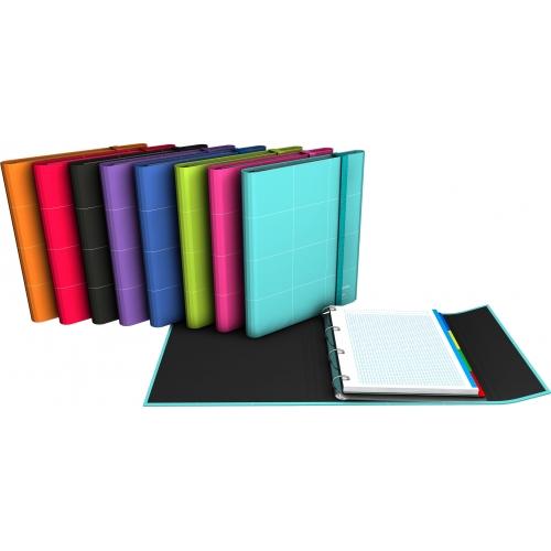 GRAFOPLAS 88212935. Pack 2 CarpePlús Unequal Grid color violeta