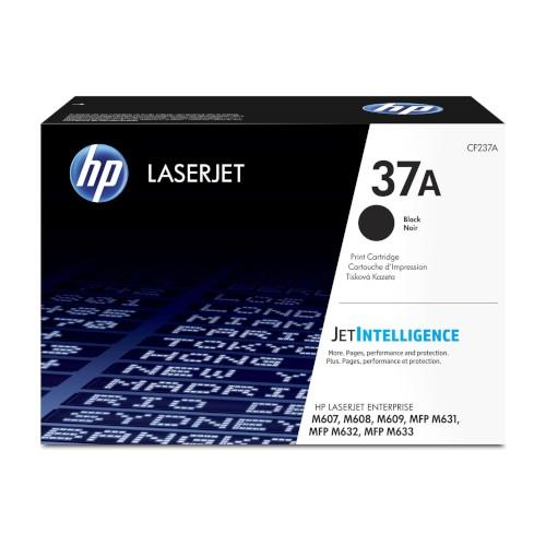 HP 37A Cartucho de tóner original negro - CF237A